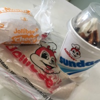 [Philippines] The Journey Begin in Philippines from Jollibee